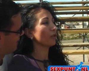 Stoute sex op circuit zandvoort