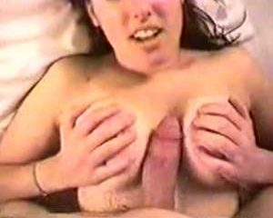 Young birthday girl sucks cock