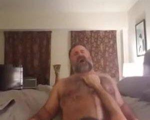 Gay bear blowjob