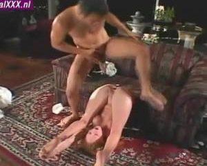 Audrey Hollander de anal nymfomane